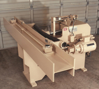 Custom made straightening presses of all kinds are available per special quote