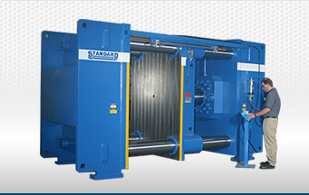 Custom Metal Fabrication Equipment