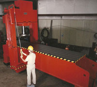 Travelling Frame Straightening Hydraulic Presses